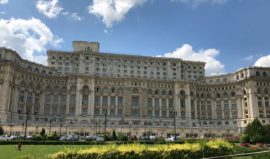 Bucharest Palace, Romania