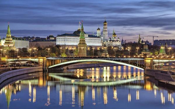 Μόσχα - Σέργκιεβ Πασάντ