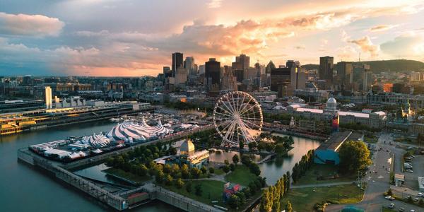 Εξερεύνηση Νέας Αγγλίας & Καναδά